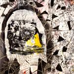 Blackholes Etched Into Mirrors